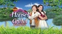 Hansel y Gretel, un dulce musical