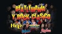 Beatlemania y Clásicos del Rock (Rockola 24 años)