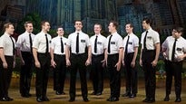 The book of mormon. Promociones