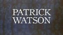 Patrick Watson.