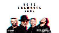 """Efecto Pasillo """"No te Enamores Tour 2019"""""""