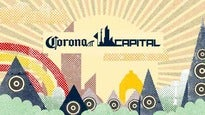 Individual Plus Sábado Corona Capital 2018