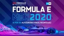 ABB FIA Formula E CBMM Niobium Mexico City E-Prix Grada 2