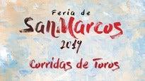 Feria de San Marcos 2019 / Corrida Sombra