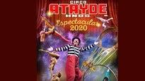 Circo Atayde Hermanos-Espectacular 2020