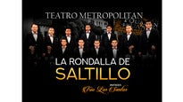 La Rondalla de Saltillo y Trío Los Santos