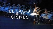 El Lago de los Cisnes. Compañía Nacional de Danza.