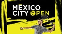 Mexico City Open 2020 General