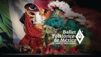 Ballet Folklórico de México de Amalia Hernández.