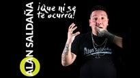 Alan Saldaña ¡Que ni se te ocurra! Tour 2020
