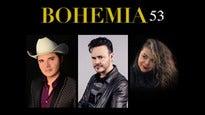Bohemia 53: Horacio Palencia, Jose Luis Roma y Monica Velez