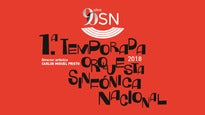 Orq. Sinfónica Nacional. Programa Navideño 2018