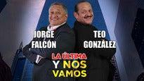 """Teo González y Jorge Falcón """"La última y nos vamos"""""""