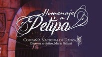 Homenaje a Petipa. Compañía Nacional de Danza.