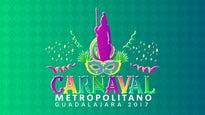 Ingreso General Recoditos Carnaval Metropolitano Guadalajara
