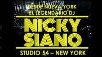 Nicky Siano Una Noche en Studio 54