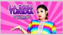 """La India Yuridia """"Es Lo Que Hay"""" Gira 2019"""