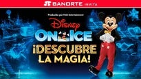 "Disney on Ice ""Descubre la magia"""