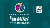 Abierto de Tenis Los Cabos. Abono 3 días del 01 al 03 de Agosto.