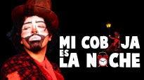 Mi Cobija es la Noche