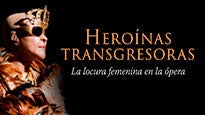 Heroínas Transgresoras, la locura en la ópera