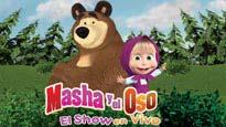 Masha y el Oso el show en vivo