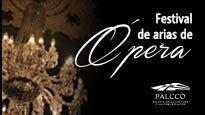 Primer festival de arias de ópera