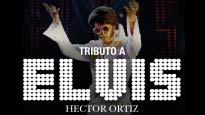 Tributo Elvis Presley por Héctor Ortiz con su orquesta en vivo