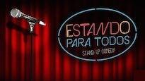 Estando Para Todos: Stand Up Comedy