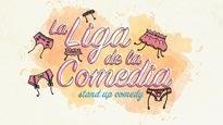 Michelle Rodríguez presenta La liga de la comedia