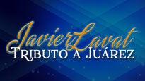 Javier Lavat, tributo a Juárez