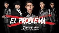 El Problema Tour 2018 Cornelio Vega & su Dinastia