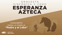 Orquesta Sinfónica Esperanza Azteca - Prokofiev: Pedro y el lobo