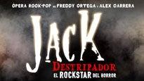 Jack Destripador, El rockstar del horror