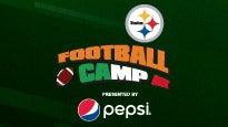 7 Steelers Football Camp Niños