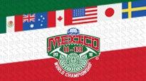 Abono Campeonato Mundial Sub 19 de Fútbol Americano