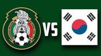 Partido México v. Korea
