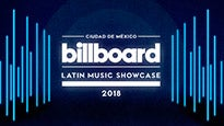 Billboard Latin Music Showcase Mexico
