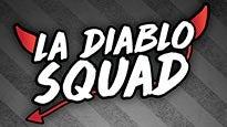 La Diablo Squad - Sergio Mejorado, Gustavo Morales y La Mole