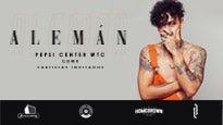 Homegrown presenta: Alemán - Eclipse Tour 2018