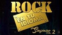 Rock en tu Idioma, Sinfónico Vol.2