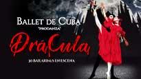Drácula Ballet de Cuba.