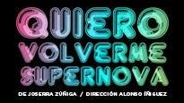 Quiero volverme supernova