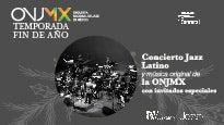 Orquesta Nacional de Jazz: Concierto de Jazz Latino