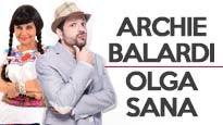 Archie Balardi y Olga-Sana