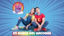 Arle y Ger en Busca del Arcoiris