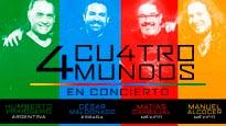 A cuatro mundos en concierto