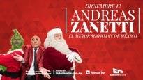 El Show Navideño de Andreas Zanetti