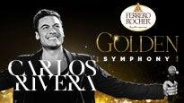 Ferrero Rocher Golden Symphony: Una Navidad Dorada con Carlos Rivera