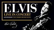 Elvis Live In Concert